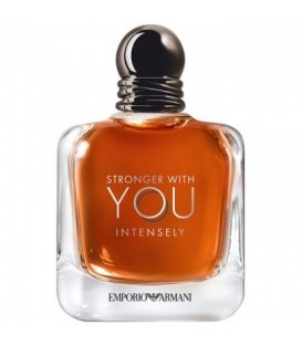 Emporio armani stronger with you intensely edp 100 ml erkek parfüm